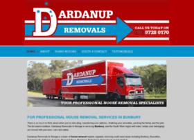 dardanupremovals.com