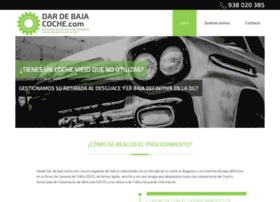 dardebajacoche.com