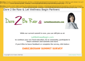 dare2beraw.com