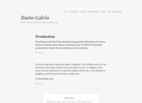 dariogalvis.com