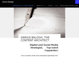 dariusbalogh.com