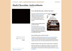 dark-chocolate-antioxidant.com