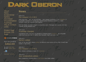dark-oberon.sourceforge.net
