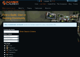 darkesthourswtor.guildlaunch.com