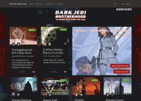 darkjedibrotherhood.com
