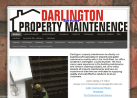 darlingtonpropertymaintenance.co.uk