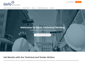 darlotechnicalwriting.com