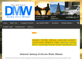 darmamahawisata.com