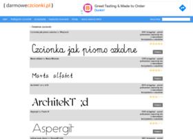 darmoweczcionki.pl