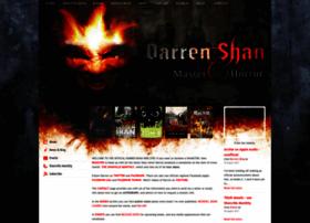 darrenshan.com