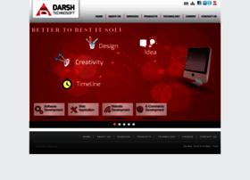 darshtechnosoft.com