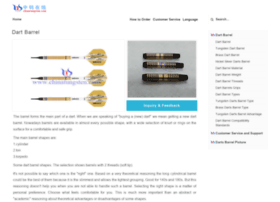 dart-barrel.com