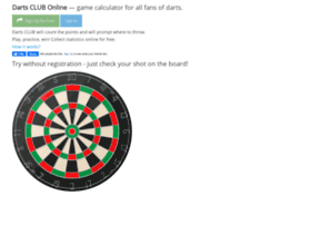 darts-club.com
