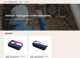 Darts-toptraining.nl
