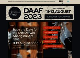 darwinaboriginalartfair.com.au