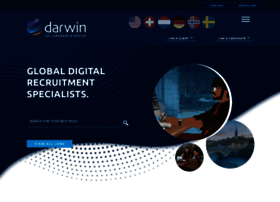 darwinrecruitment.com
