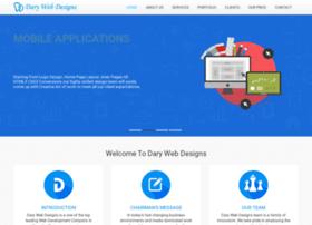 darywebdesigns.com