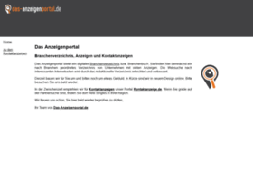das-anzeigenportal.de