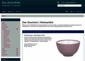 das-geschenk.com