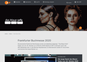 dasblauesofa.zdf.de