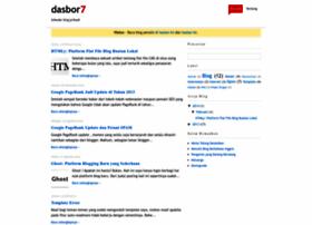 dasbor7.blogspot.com