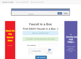 dash.justfaucet.net
