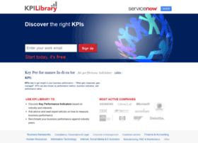 Dashboard.kpilibrary.com