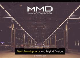 dashboard.maxmorgandesign.com