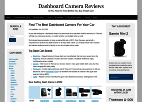 dashboardcamerareviews.com