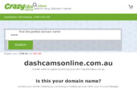 dashcamsonline.com.au