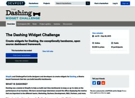 dashing.challengepost.com