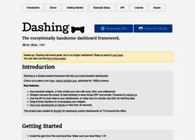 dashing.io
