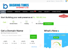 dashingtimes.com