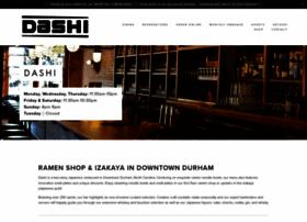 dashiramen.com