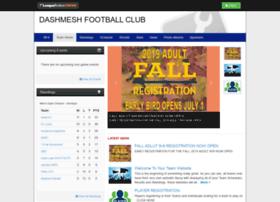 dashmeshfootball.bramptonfairgroundssoccer.com
