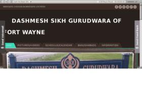 dashmeshsikhgurudwara.com