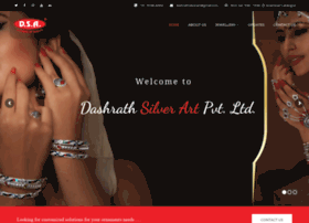 dashrathsilverart.com
