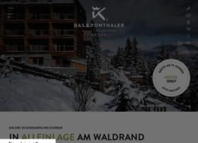 daskronthaler.com