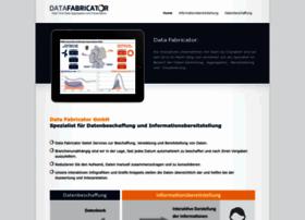 data-fabricator.info