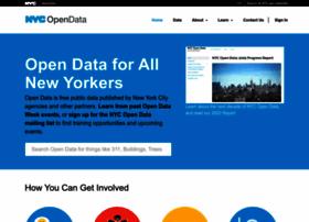 data.cityofnewyork.us