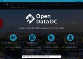 data.dc.gov
