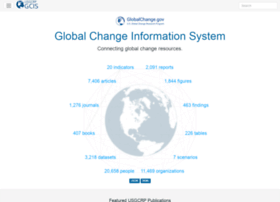 data.globalchange.gov