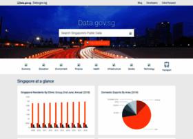 data.gov.sg