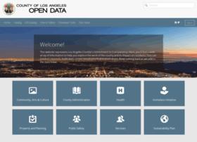 data.lacounty.gov