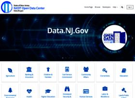 data.nj.gov