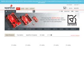 data.sparkfun.com