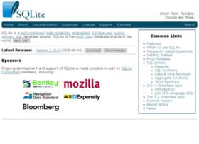 data.sqlite.org