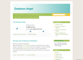 databaseangel.wordpress.com