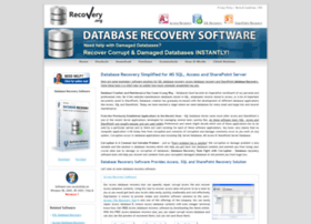 databaserecovery.org