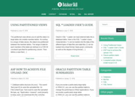 databaseskill.com